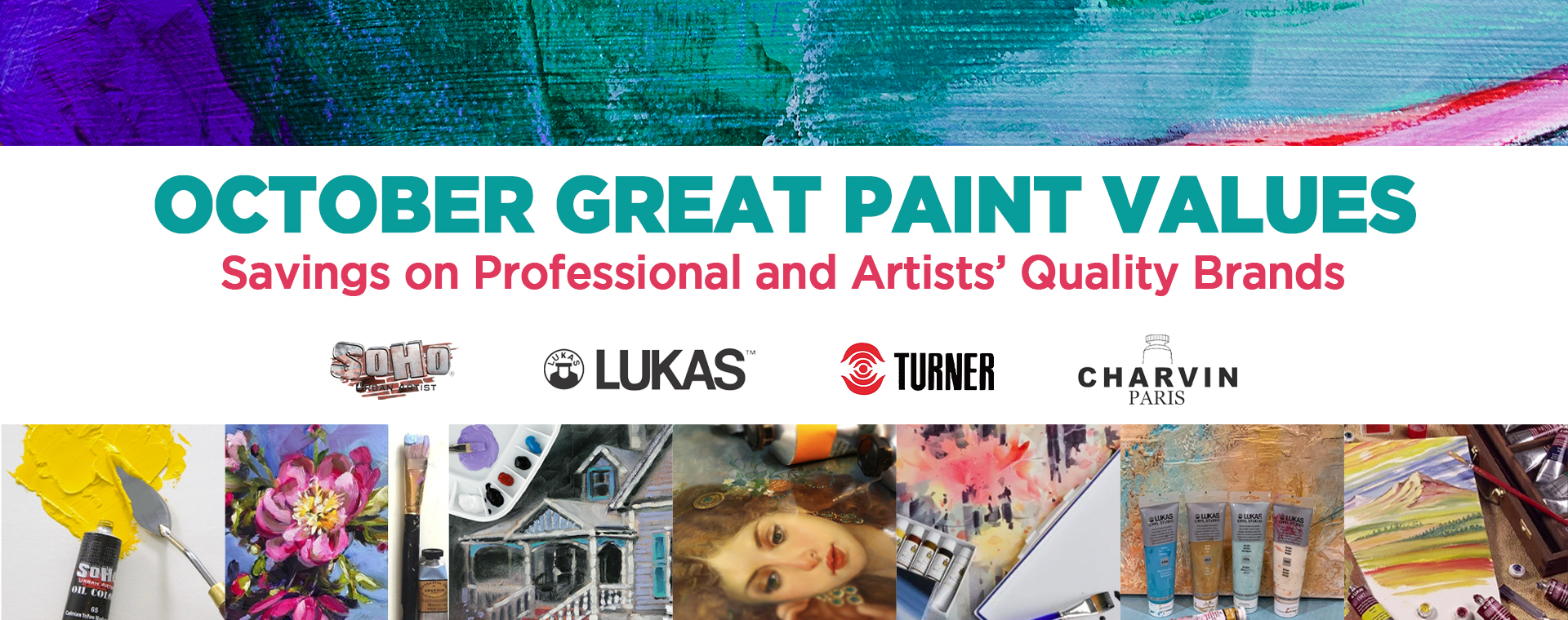 October Great Paint Values