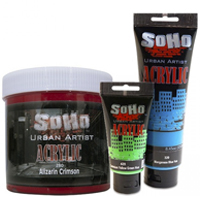 SoHo Heavy Body Acrylics