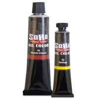 SoHo Oil Colors