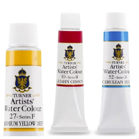 Turner concentrated watercolor paints
