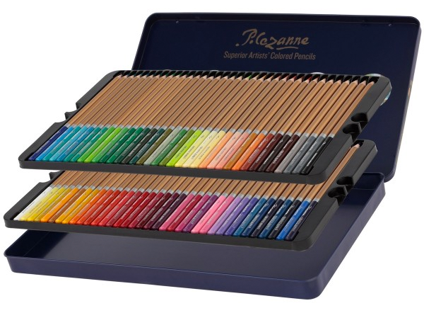 Cezanne colored pencils set of 72