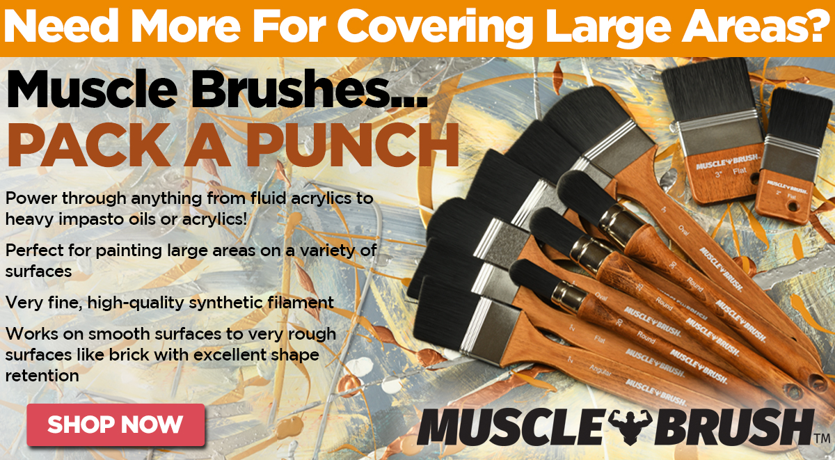 Muscle Brushes