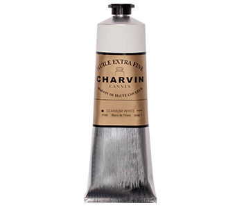 FREE* 60ml tube of Charvin Extra Fine Artists Oil Titanium White
