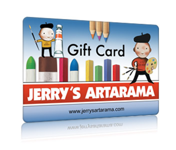 FREE* Jerry's $5 E-Gift Card WYB $20+ of Prismacolor items