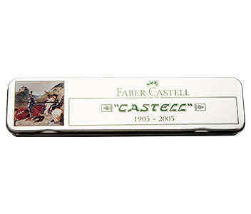 FREE* Faber Castell Anniversary Tin Case