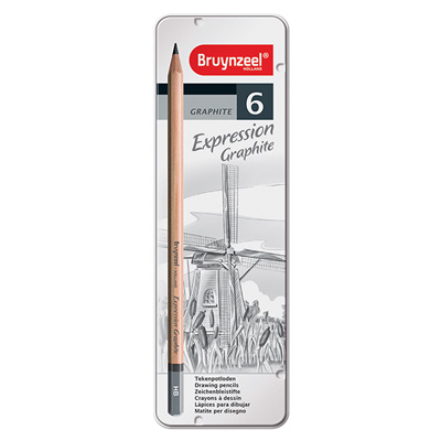 FREE Bruynzeel Pencil Set
