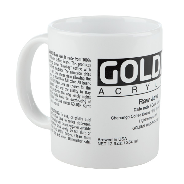 FREE Golden Coffee Mug