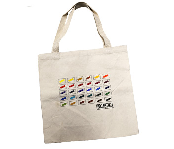 Buy $25+ of QOR Watercolors and receive a Double Pocket Canvas Apron FREE*