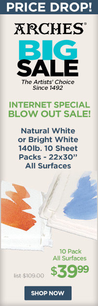 Arches Big Paper Sale