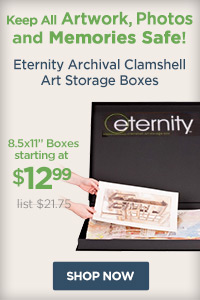 Eternity Archival Art Storage Boxes