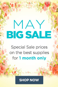 May BIG SALE