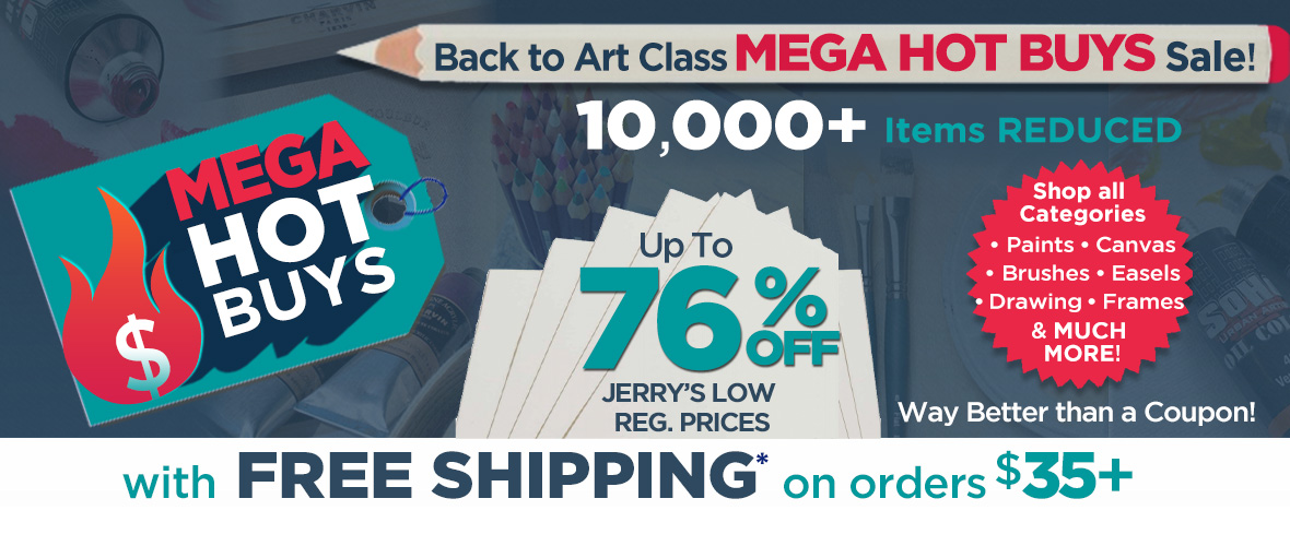 MEGA HOT BUYS - Up to 76% Off Regular Prices - 10,000+ Items Reduced