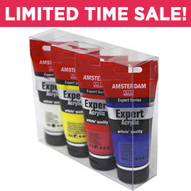 Amsterdam Expert Acrylics Set of 4