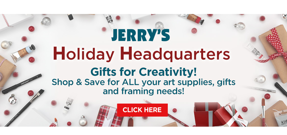 Jerry's Holiday Headquarters